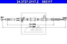 Seilzug, Feststellbremse für Bremsanlage Hinterachse ATE 24.3727-2117.2