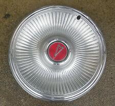 """14"""" 1978 79 Pontiac Lemans Phoenix fin type con cave Design Hubcap"""