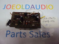 Pioneer SX-1500TD Power Supply Board Part # W18 026 Parting Out SX-1500TD/SX-990
