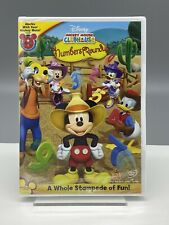 Mickey's Numbers Roundup [New DVD] Full Frame, Subtitled, Dolby, Dubbe