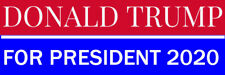 Donald Trump for President 2020 Bookmark