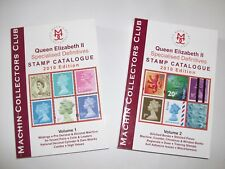 QE2 Specialised Definitives Stamp Catalogue 2010 Machin Collectors Club Ref K806
