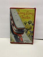 The Long, Long Trailer (Lucille Ball) + Dust Jacket - Clinton Twiss Fifth Print