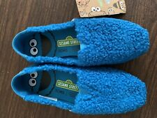 Toms Sesame Street Cookie Monster Shoes