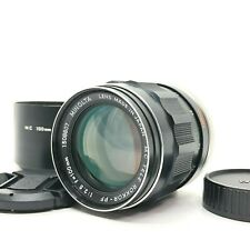 【EXC++++】Minolta MC Tele Rokkor PF 100mm f/2.5 Telephoto MF Lens From Japan #516