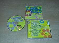CD  100% Flower Power  20.Tracks  07/16