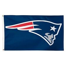 NFL: New England Patriots Premium Fabric Deluxe Flag 3' x 5' with Grommets
