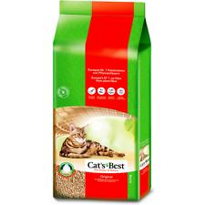 CAT`S BEST ORIGINAL XXL 17,2kg (ca.40L Liter) Bio Katzenstreu Katzenklo Klumpend