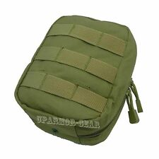 Tactical MOLLE Combat EMT Medic First Aid Tool Pouch OD Green (CONDOR MA21)