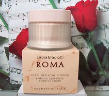 Roma Laura Biagiotti Perfumed Body Powder in The US