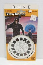 DUNE 1984 VIEW-MASTER SET 3 REELS UNUSED ON CARD MOC VIEWMASTER DAVID LYNCH FILM