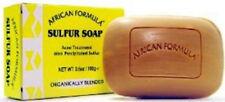 African Formula Sulfur Soap Acne Treatment