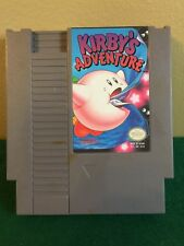 Kirby's Adventure Nintendo NES *AUTHENTIC* Tested & Working