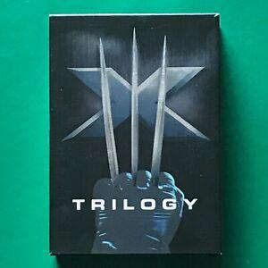 X-MEN TRILOGY 2-Disc Special Edition/X-MEN ORIGINS Wolverine/7 Mini Posters