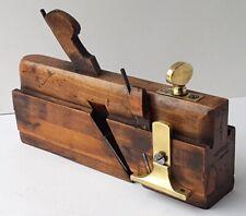 Alter Hobel Werkzeug gestempelt um 1850 - 1900 AL1277