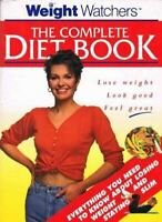 Very Good, The Weight Watchers Complete Diet Book, Weight Watchers, Paperback