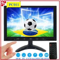 "7"" 10"" Zoll LCD Bildschirm CCTV PC Monitor HDMI for DSLR Raspberry PI w/ Redner"