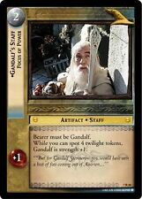 LoTR TCG RotK Return of the King Gandalf's Staff, Focus of Power 7R38