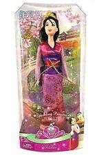 Disney Sparkling Princess Mulan Doll - NEW IN BOX