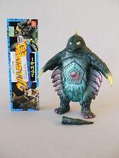 Vintage Bandai Ultraman Kaiju Bemstar w/ tag! 1987 Japan Hard Vinyl Bullmark M1