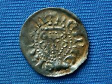 More details for henry iii longcross penny - class 3ab1 - henri on hereford - rare