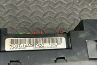 2000 FORD F250 F350 SUPER DUTY Has 6.8  INTERIOR FUSE BOX RELAY YC3T-14A067-CC
