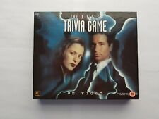 X Files Trivia Game - First Edition: Seasons 1-3 - Complete & Sealed