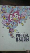 Procol Harum 4 disc compendium - All This and More  3 x CD + 1 x DVD + BOOKLET