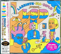 LSD-UNTITLED-JAPAN CD Ltd/Ed E78