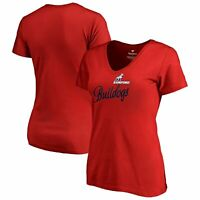 Samford Bulldogs Women's Dora T-Shirt - Red