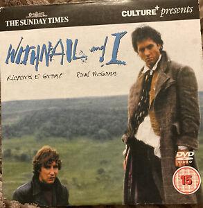 Withnail and I - Richard E Grant Paul McGann - The Sunday Times Promo DVD