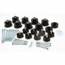 KF04060BK Body Mount Bushing Kit For Ford F-250 Super Duty 2008-2016 Daystar