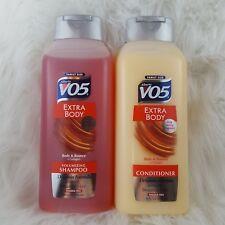 (2-pack) Alberto VO5 Extra Body Shampoo & Conditioner 33oz Bottles