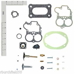 Walker Products 15775A Carburetor Repair Kit (H2) CHEVROLET (4) 1979-86