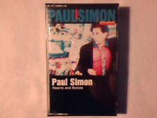 PAUL SIMON Hearts and bones mc cassette k7 ITALY COME NUOVA LIKE NEW!!!