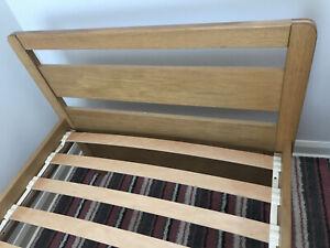 Single Guest Bed, Oak, John Lewis