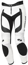 Held Lederhose Größe 56 Leder-Kombi-Hose Rocket 2 weiß-schwarz zur Jacke Street