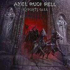 Axel Rudi Pell-Knights Call - 2Lp+Cd+Colored Red/Black Vin (UK IMPORT) VINYL NEW