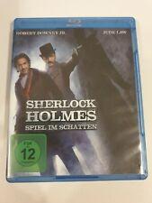 Sherlock Holmes - Spiel im Schatten Blu-ray