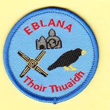 Boy Scout Badge EBLANA Scouting IRELAND