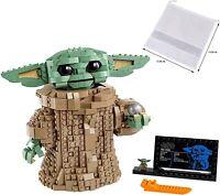 LEGO Star Wars: The Mandalorian The Child 75318 Building Kit Brand New!