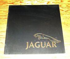 Original 1985 Jaguar XJ6 Deluxe Sales Brochure 85