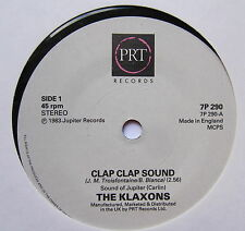 "O-clap clap Sonido-Excelente Estado 7"" Single PRT 7P 290"