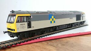 """Hornby R3267XS Class 60 Rebodied as """"BOW FELL"""" No.60015 DCC/Sound Fitted"""
