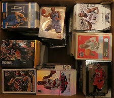 LOT OF 200 NBA CARDS (ALL DIFFERENT-BASE+INSERTS+RCs+1 GU/AU card)