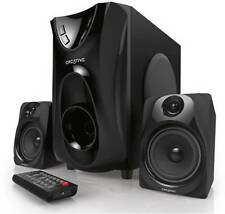 Creative SBS E2400 Home Audio Speaker 2.1 Channel Color Black 9 Months Warnty