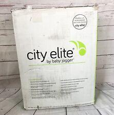 Baby Jogger City Elite Grey Standard Single Seat Stroller