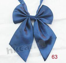 vintage butterfly bow tie Women sex dark blue Tie dancing wedding party #63