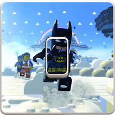 Lego Bricks Toy Batman Light Switch Vinyl Sticker Decal for Kids Bedroom #355