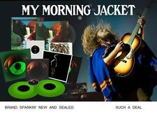 MY MORNING JACKET - 180 GRAM VINYL SUPER BUNDLE - CIRCUITAL+ WATERFALL -  DELUXE
